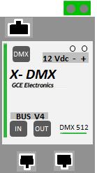 X-DMX